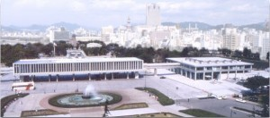 The Peace Memorial Museum in Hiroshima