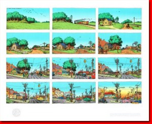 "R. Crumb's ""A Short History of America"""