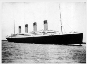 The Titanic Was Unsinkable